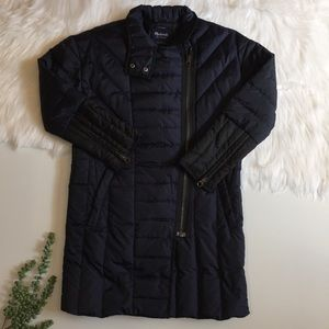 Madewell | Puffer Down Coat | Size Small